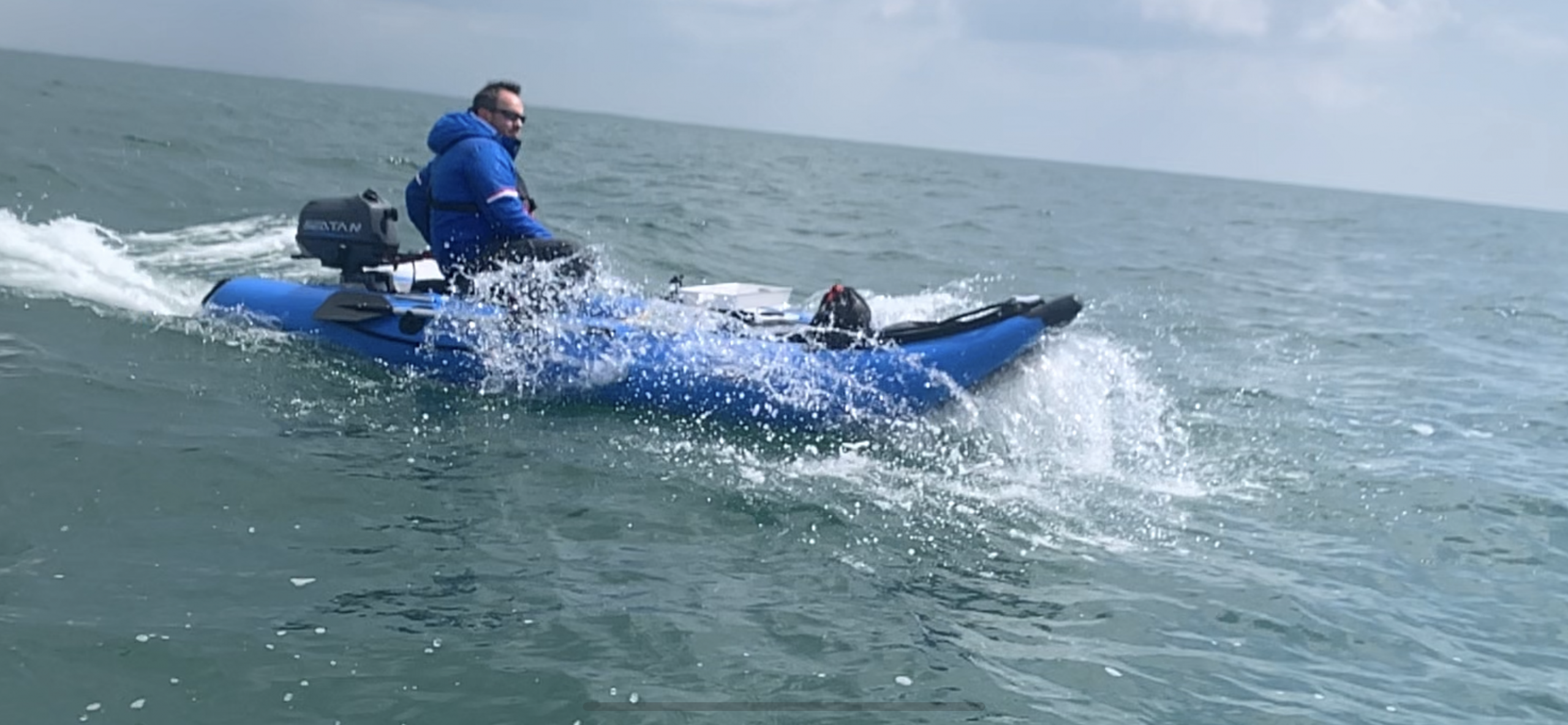 soft inflatable boat